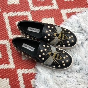 Steve Madden | bumbleBee slip on shoes